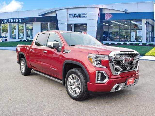 50 The Best 2019 Gmc Sierra 1500 Denali Photos