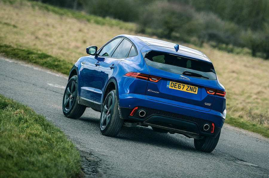 50 The Best 2019 Jaguar E Pace 2 Redesign And Review