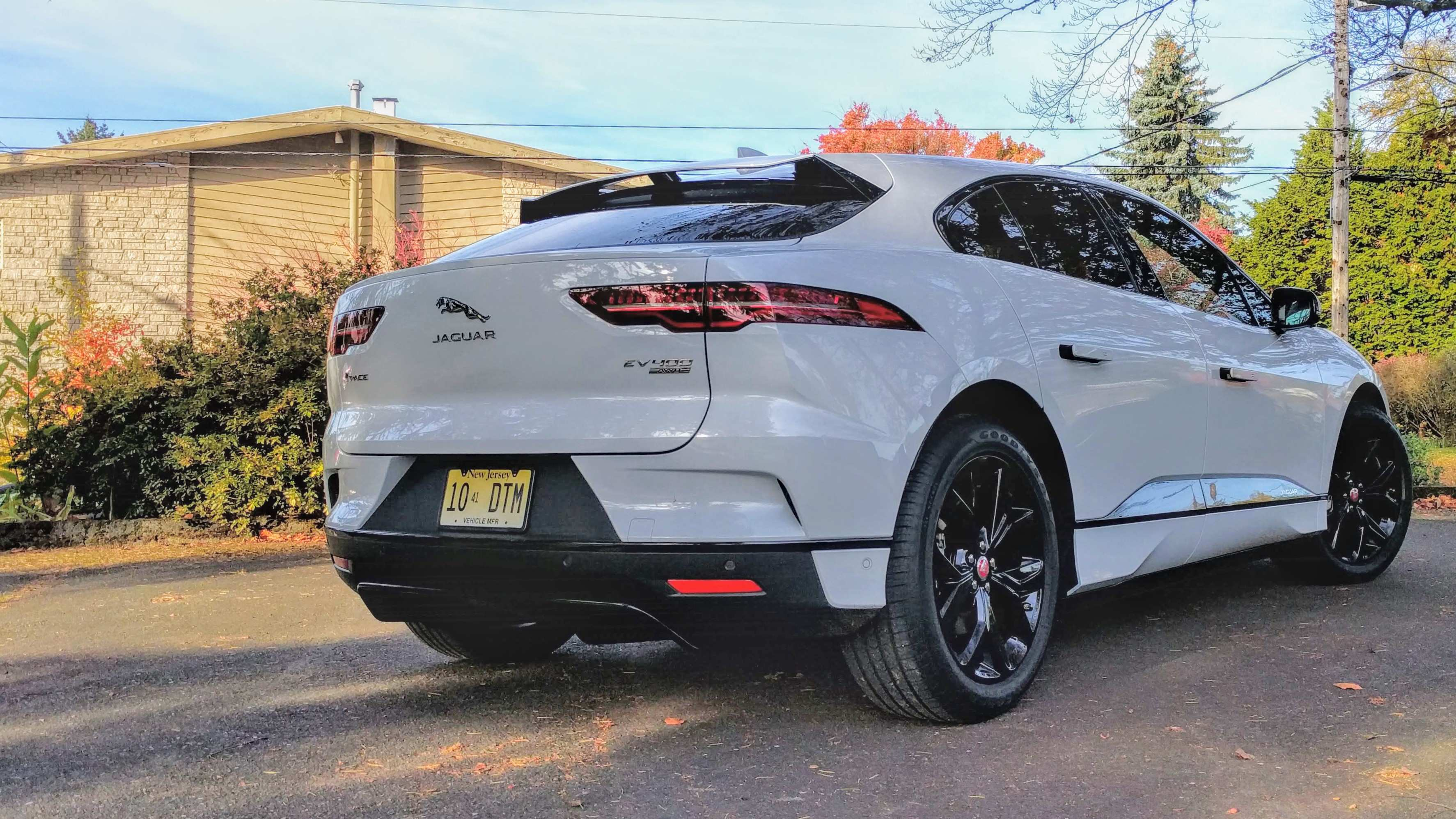50 The Best 2019 Jaguar I Pace Performance And New Engine