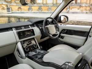 50 The Best 2019 Land Rover Interior Speed Test