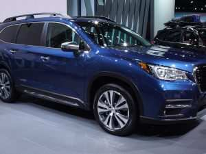 50 The Best 2019 Subaru Ascent Towing Capacity Spy Shoot