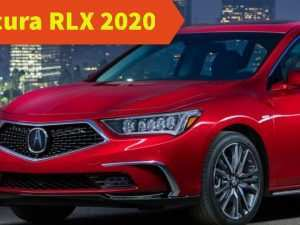 50 The Best Acura Rlx Redesign 2020 New Concept