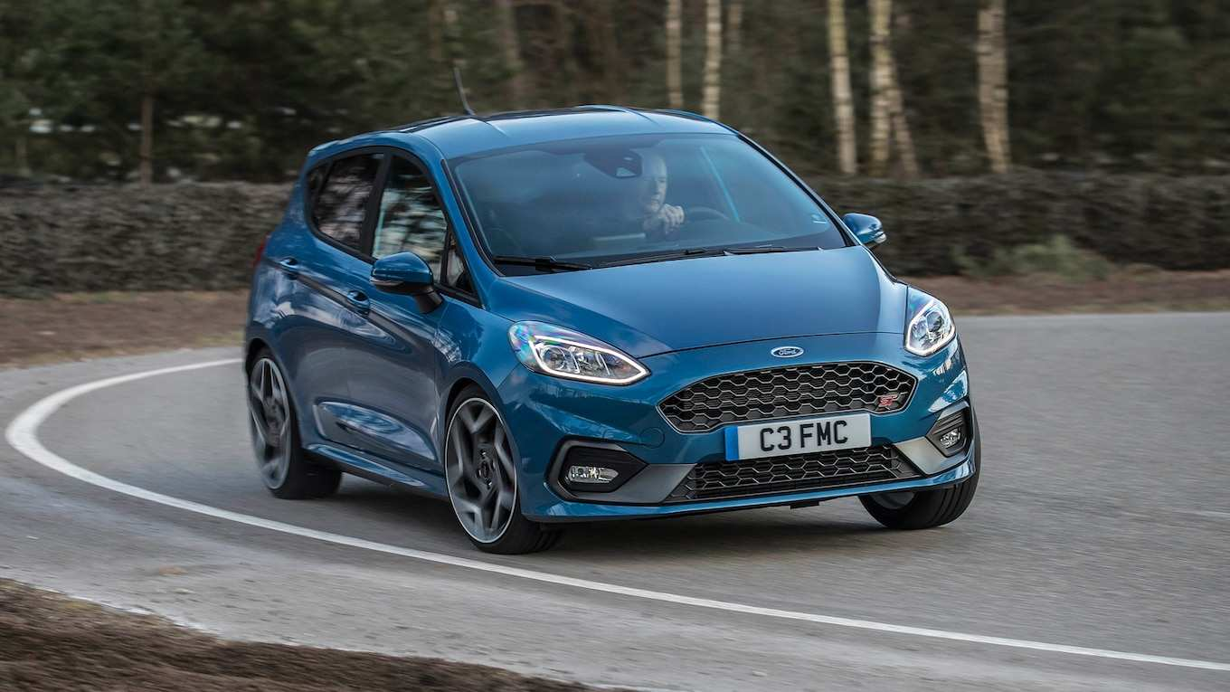 50 The Best Ford Fiesta St 2020 Release Date And Concept