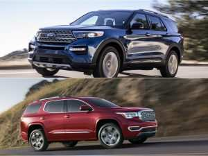 50 The Best Gmc Acadia 2020 Vs 2019 New Review