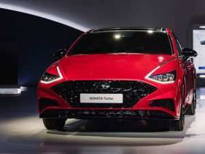 50 The Best Hyundai Sonata 2020 Price In India Exterior