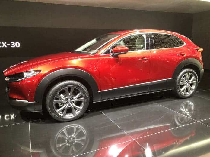 50 The Best Mazda Cx 30 2020 New Model And Performance
