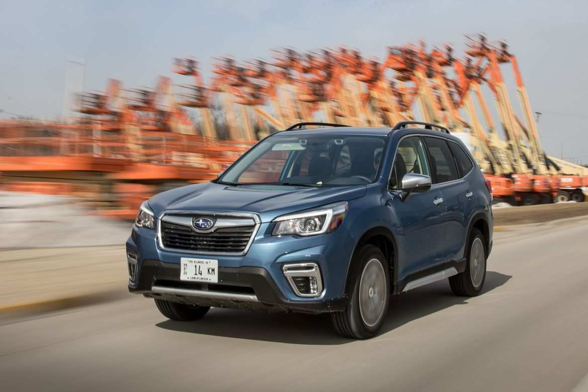 50 The Best Subaru Forester 2019 Gas Mileage Configurations