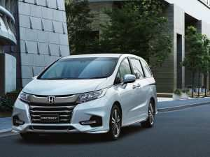 50 The Honda Odyssey 2019 Australia Review and Release date