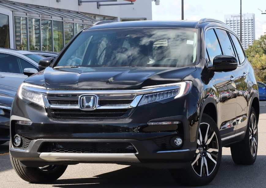 50 The Honda Pilot 2020 Pictures