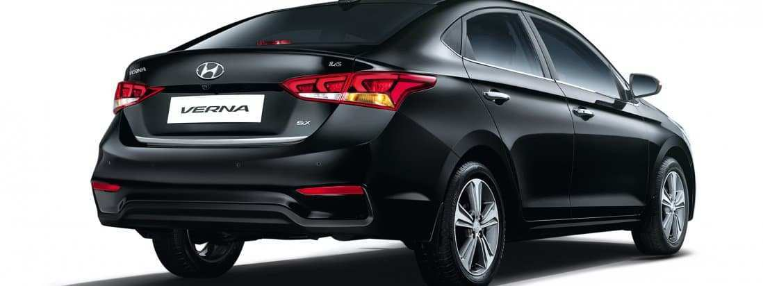 50 The Hyundai Verna 2019 Rumors