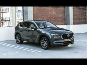 50 The Mazda Cx 5 2020 Facelift Speed Test