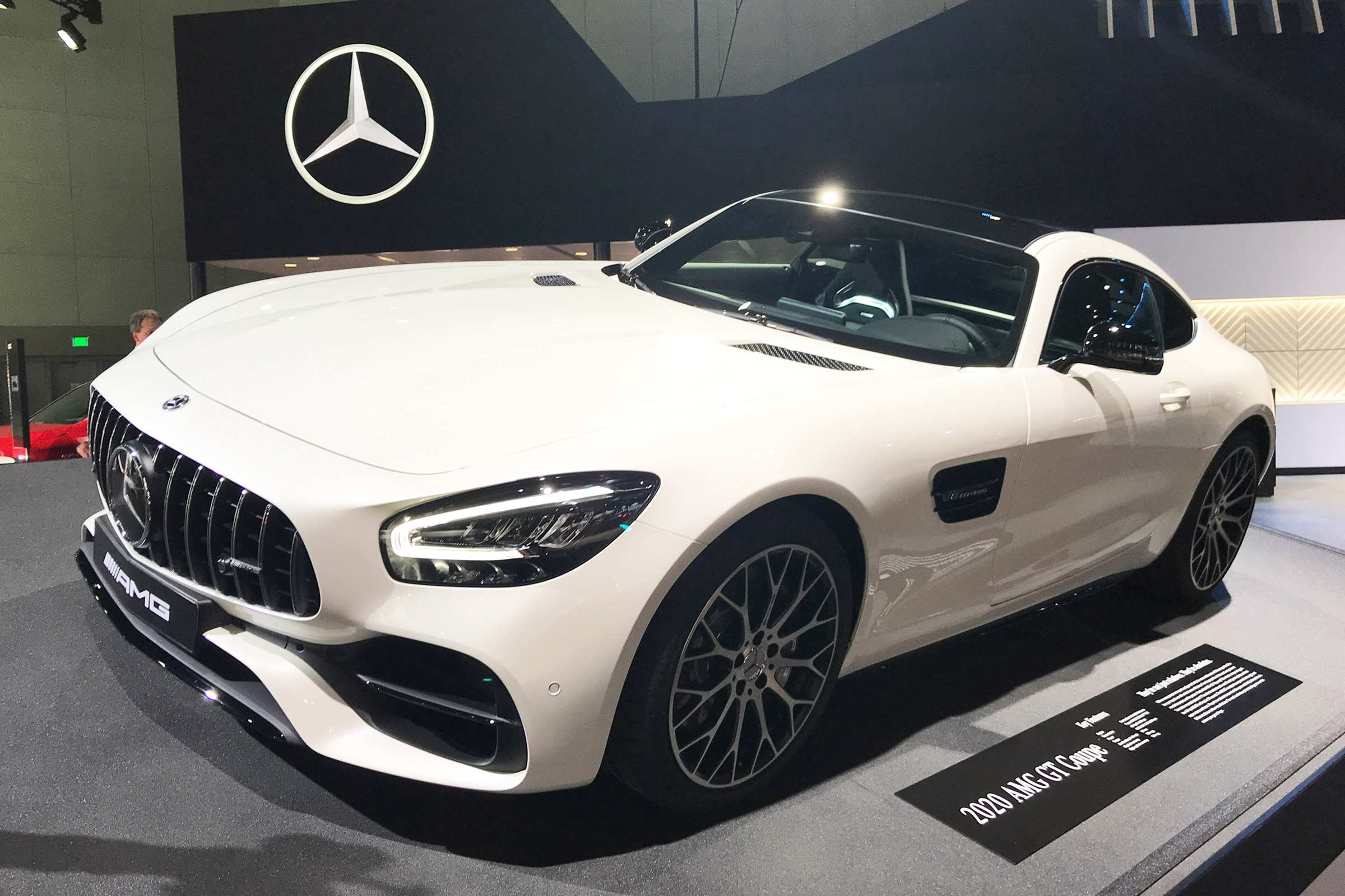 50 The Mercedes Gt 2019 Pictures