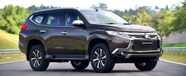 50 The Mitsubishi New Pajero 2020 Pictures