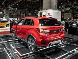 50 The Mitsubishi Usa 2020 Redesign and Review