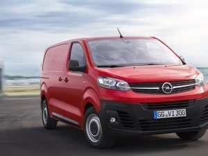 50 The Opel Vivaro 2020 Engine