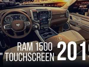 51 A 2019 Dodge Touch Screen Price