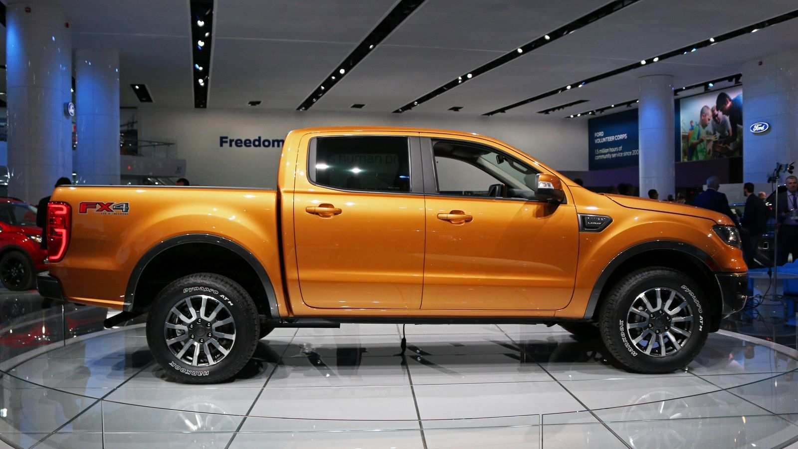 51 A 2019 Ford Ranger Auto Show New Model and Performance
