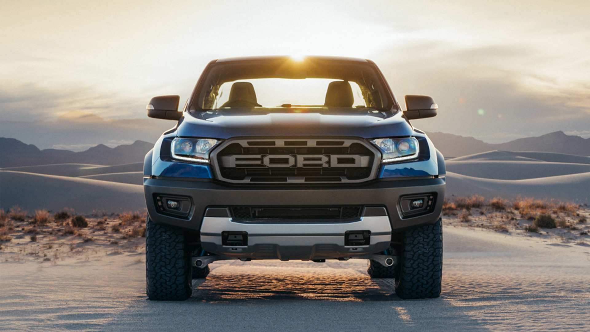 51 A 2019 Ford Ranger Raptor Exterior And Interior