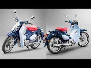 51 A 2019 Honda Super Cub Top Speed Spesification