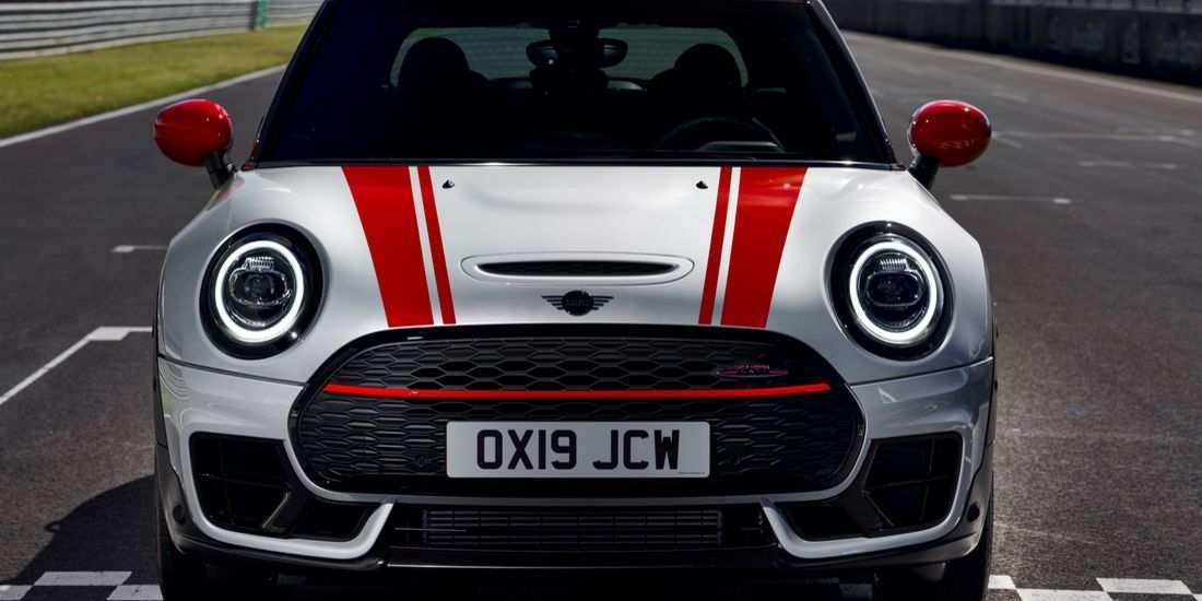 51 A 2019 Mini John Cooper Works Spesification
