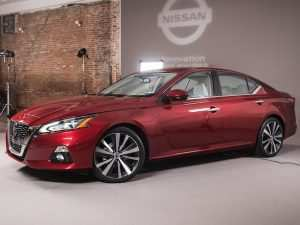 51 A 2019 Nissan Altima News Release Date