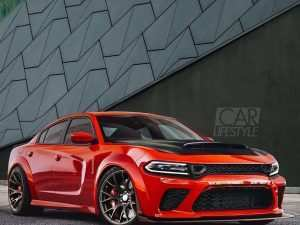 51 A 2020 Dodge Charger Srt Overview