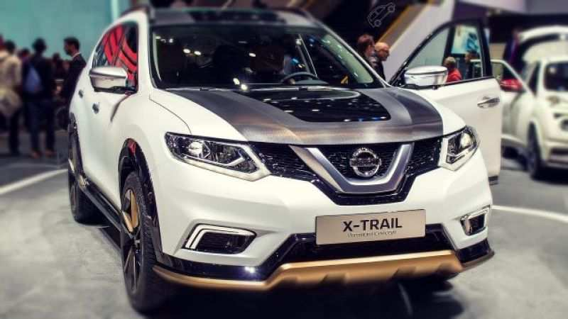 51 A Nissan X Trail Next Generation 2020 New Model And Performance