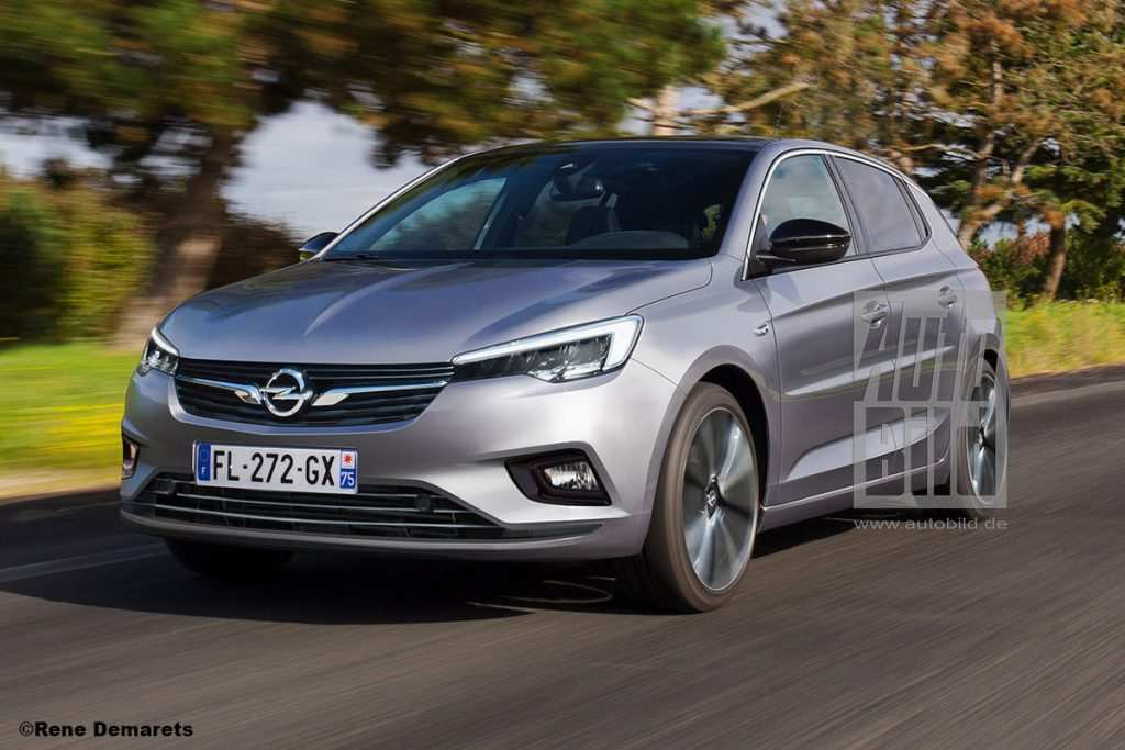 51 A Opel Astra 2020 Price New Review