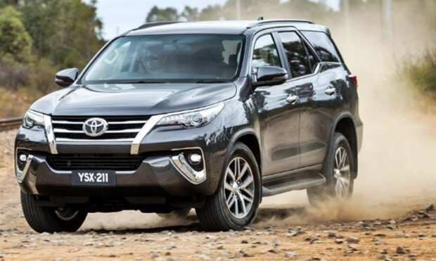 51 A Toyota Fortuner Facelift 2020 India Price Design And Review
