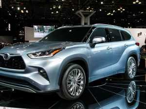 51 A Toyota Kluger New Model 2020 New Model and Performance