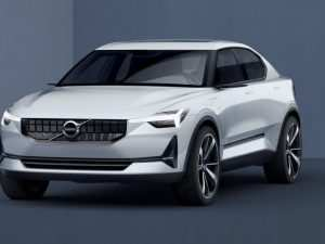 Volvo Electric By 2020