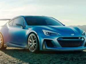 2019 Subaru Brz Turbo
