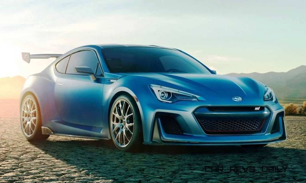 51 All New 2019 Subaru Brz Turbo Interior