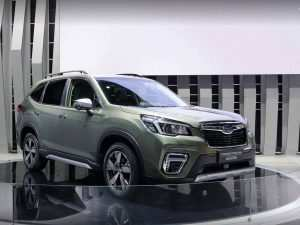51 All New 2019 Subaru Outback Next Generation New Concept