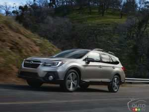 51 All New 2019 Subaru Outback Next Generation Release Date