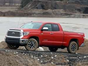 51 All New 2019 Toyota Tundra Update Concept and Review