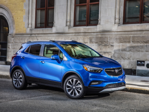 51 All New 2020 Buick Encore Dimensions Review
