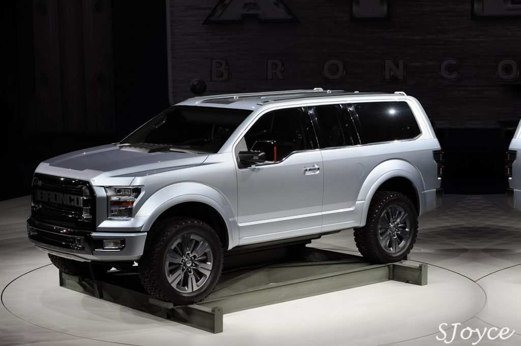 51 All New 2020 Ford Bronco Review Release