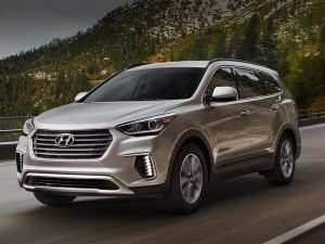 51 All New 2020 Hyundai Santa Fe Xl Release Date Concept and Review