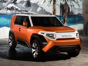 51 All New 2020 Toyota Fj Cruiser New Model and Performance