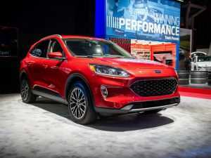 51 All New Ford News 2020 Reviews