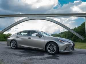 51 All New Lexus Es 2019 Debut Performance