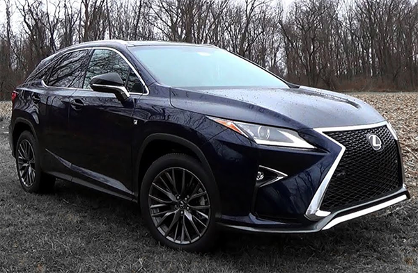 51 All New Lexus Rx 2020 Redesign Performance And New Engine
