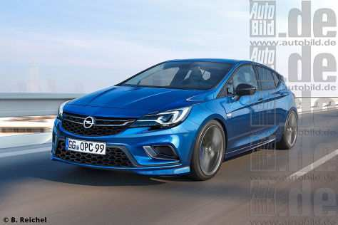 51 All New Opel Opc 2020 Price