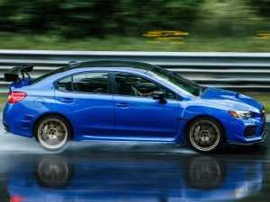 51 All New Sti Subaru 2019 New Model and Performance