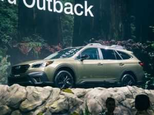 51 All New Subaru Outback 2020 Review Images