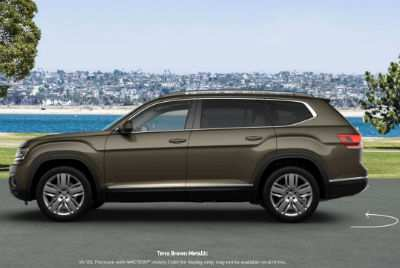 51 All New When Will The 2020 Volkswagen Atlas Be Available Reviews