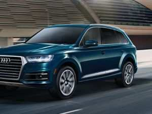 51 Best 2019 Audi X7 Review and Release date