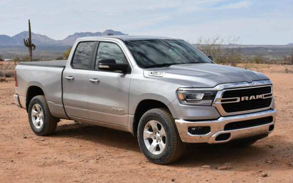 51 Best 2019 Dodge Ram 1500 Review Exterior And Interior