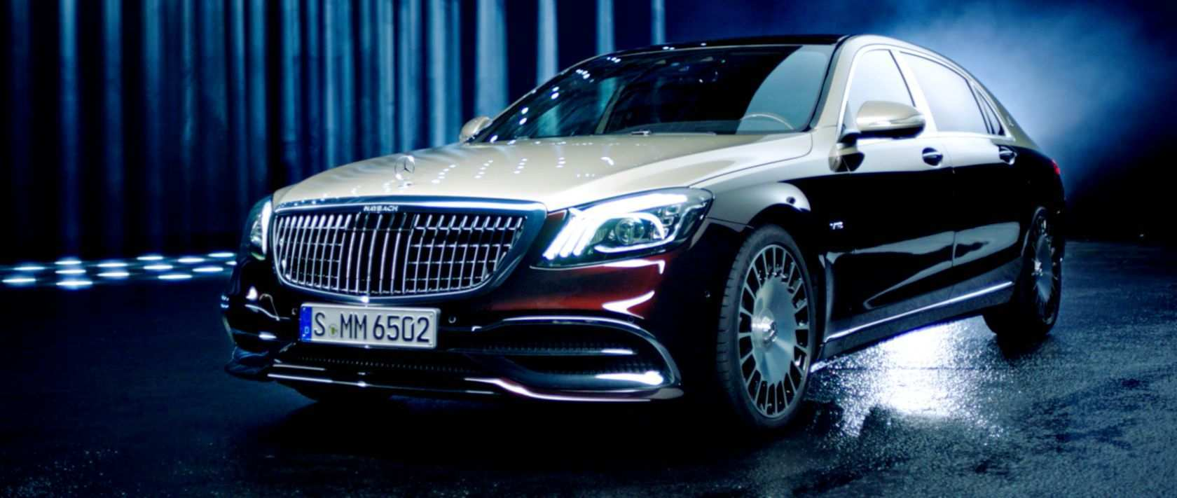 51 Best 2019 Mercedes Maybach S650 New Concept